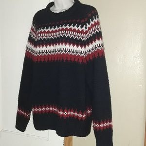 Men's J. Crew Wool Blend Sweater Large